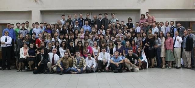 Студенческое обучение 2012-08